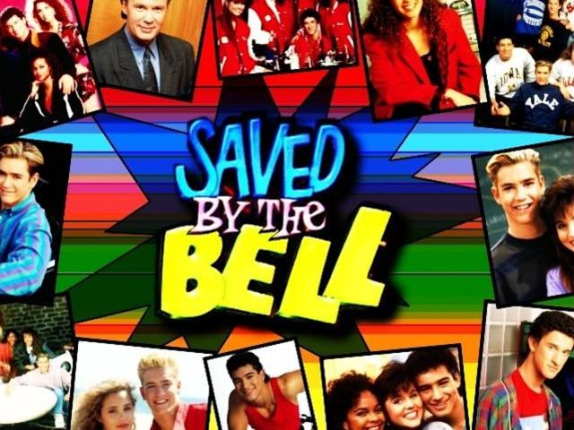 What was the name of the high school in Saved By The Bell?
