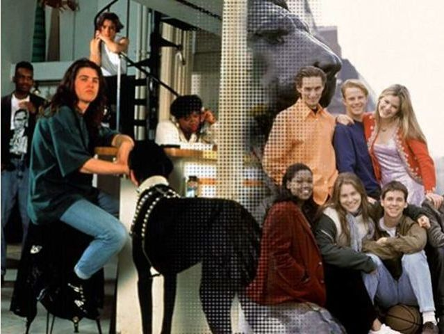 Which city was the first season of MTV's The Real World held in?