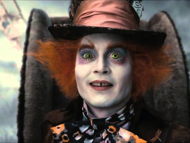 "In Alice's Adventures in Wonderland, The Mad Hatter asks her: ""Why is a raven like a writing desk?"" Which of the following is the author's answer?"