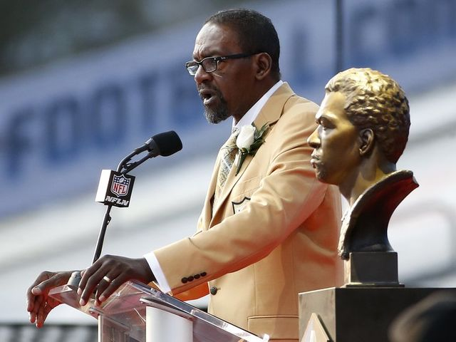 Easley was elected to the Hall of Fame in 2017.