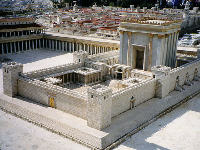 How old was Jesus when his parents took him to the temple in Jerusalem for the Passover?