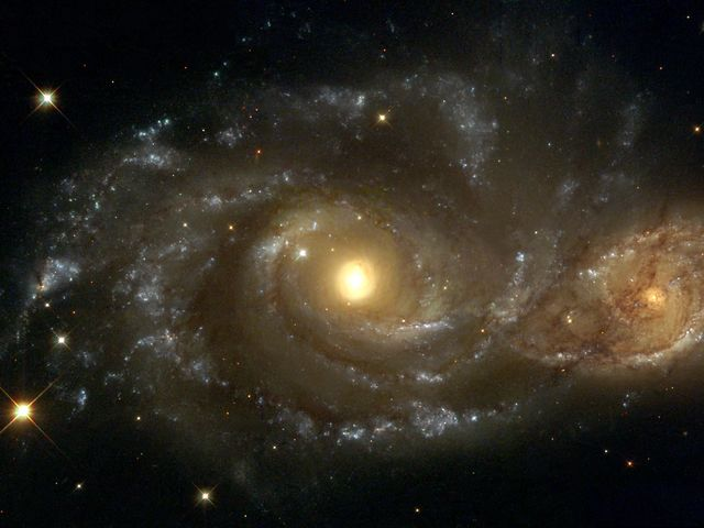 In how many years will our galaxy collide with the Andromedan galaxy?