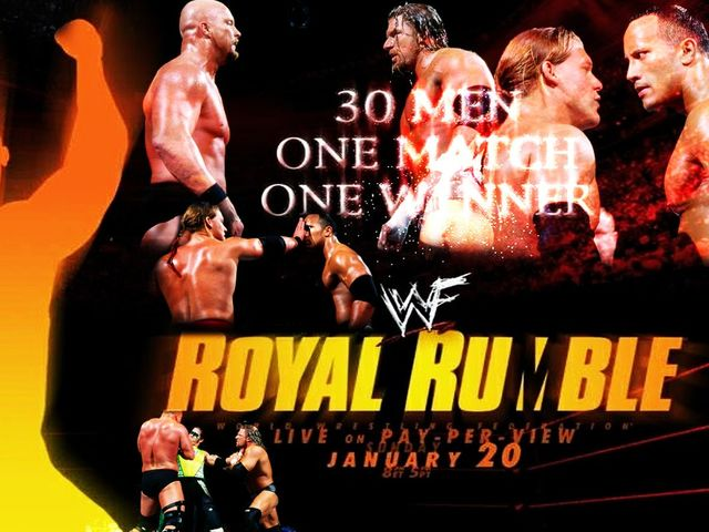 Who won the 2002 Royal Rumble?