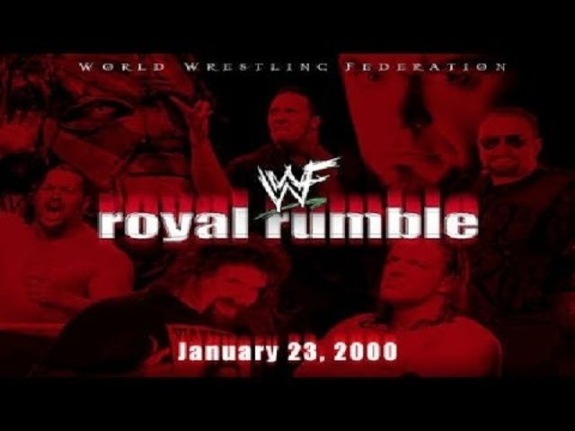 Who won the 2000 Royal Rumble?