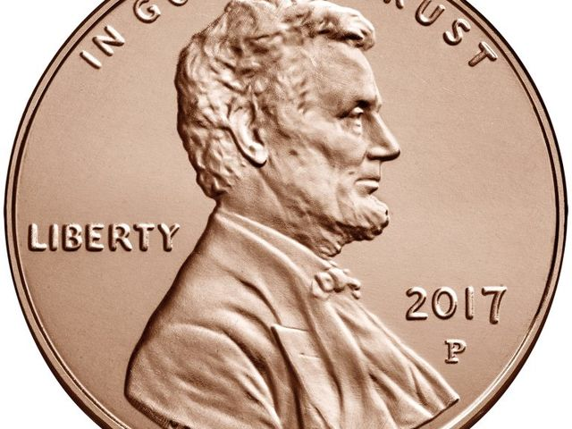 What was the first penny paper in the United States?