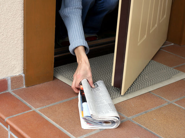 How many daily newspapers are in Pennsylvania?