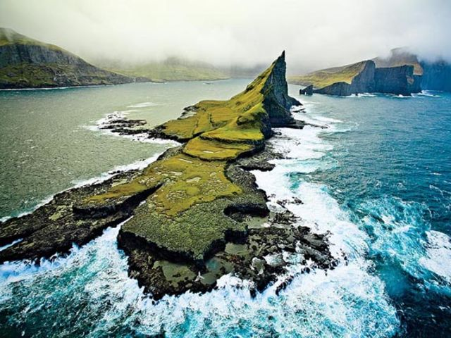 The Faroe Islands, Europe