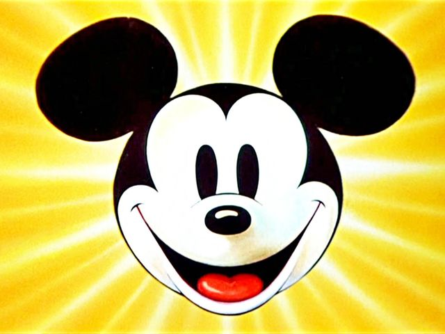It's the rodent who started it all, Mickey Mouse!