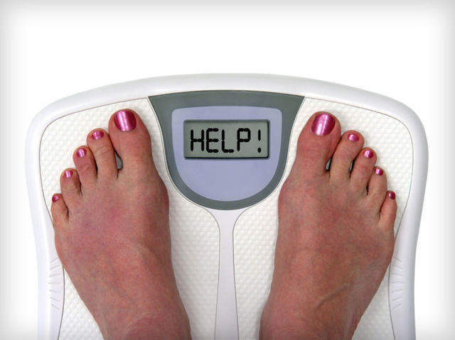 High ____ intake leads to weight gain, heart disease, diabetes, etc.