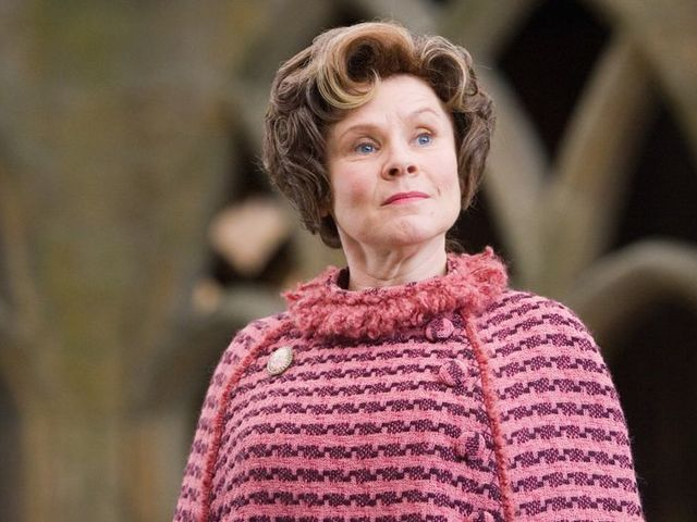 """So now we know how we ended up with Umbridge! Fudge passed this 'Educational Decree' and forced her on us! And now he's given her the power to inspect other teacher!"""