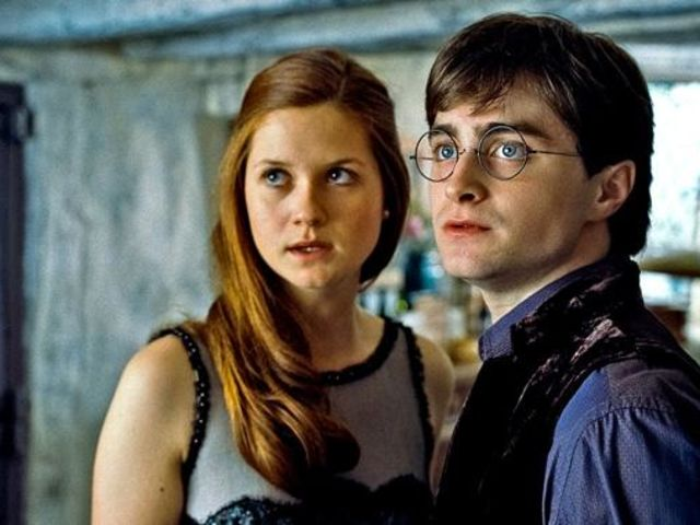 """The thing about growing up with Fred and George,"" said Ginny thoughtfully, ""is that you sort of start thinking anything's possible if you've got enough nerve."""