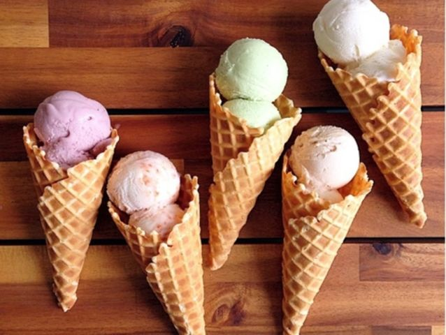 Which color looks most delicious to you?