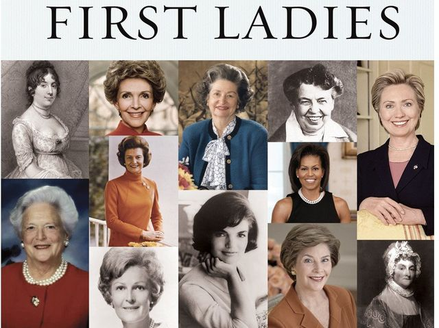 13 Things You Didn T Know About America S First Ladies Playbuzz