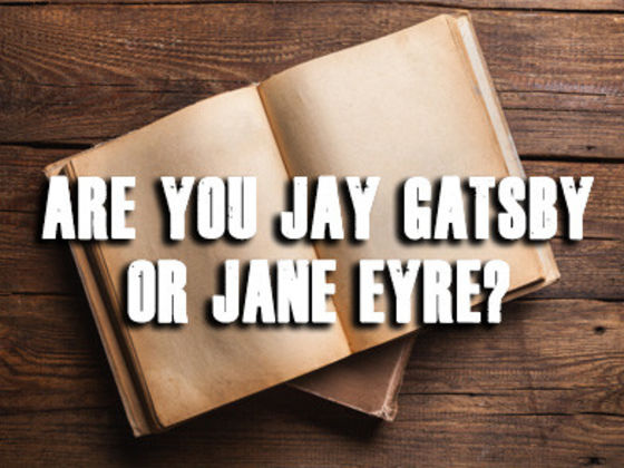 Which Classic Literary Character Are You?