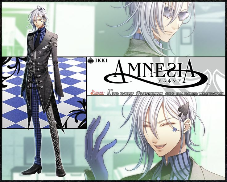 Which Amnesia Character Are You
