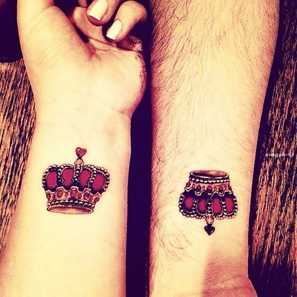 c371e1ac9 10 Couple Tattoos That Will Melt Your Heart | Playbuzz