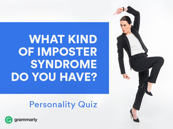 Quiz: What Kind of Imposter Syndrome Do You Have?