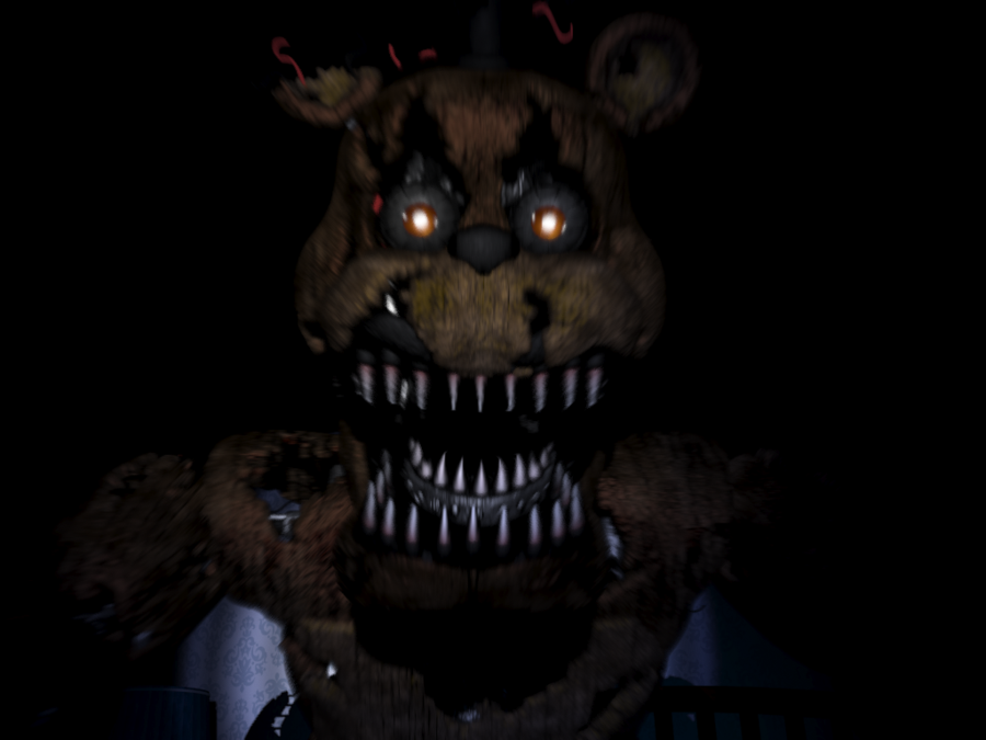 Which Five Nights At Freddys 4 Character Are You