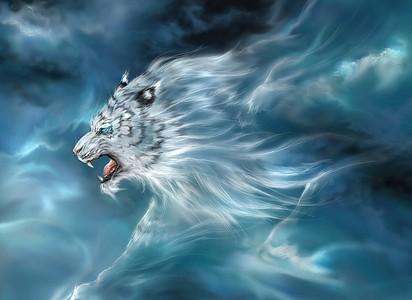 Résultats de recherche d'images pour «tiger spirit animal»