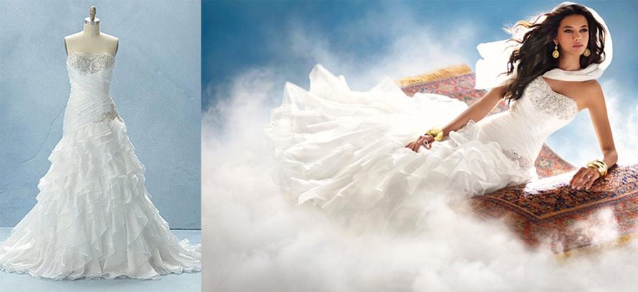 Which Inspired Dresses Do You Like Best Playbuzz 25 Jasmine Wedding