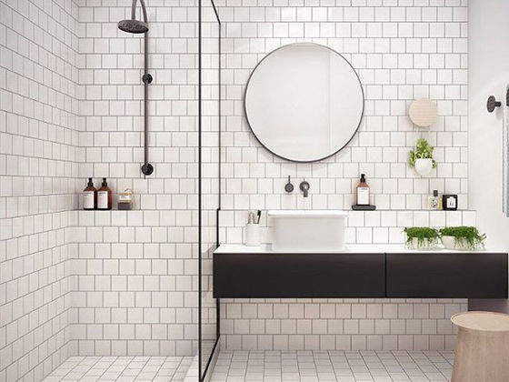Choose Your Favorite Tile Patterns To Discover Your Dream Bathroom Escape!