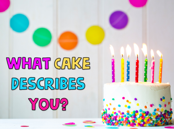 Which Cake Is Your Personality Most Like?