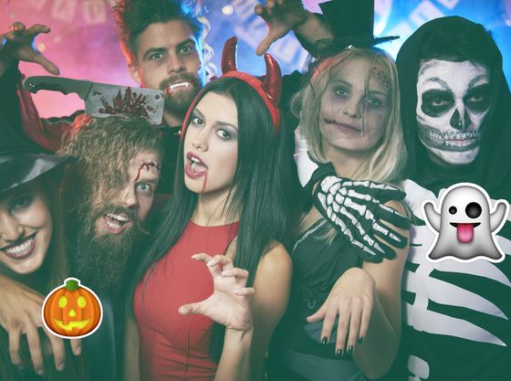 QUIZ: Which Halloween Party Stereotype Are You?