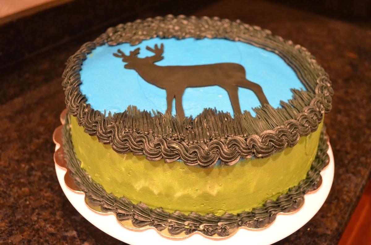 Awesome Top 10 Birthday Cakes For The Deer Hunter Playbuzz Funny Birthday Cards Online Barepcheapnameinfo