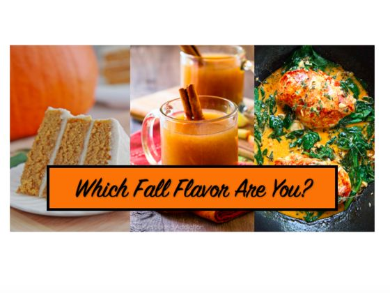 Which Fall Flavor Are You?