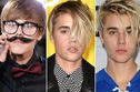 Rank Justin Bieber's Most Ridiculous Hairstyles!