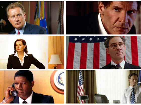Which Fictional President Should YOU Vote For?