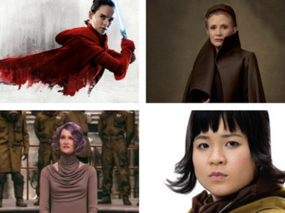 Which Woman of 'The Last Jedi' Are You?