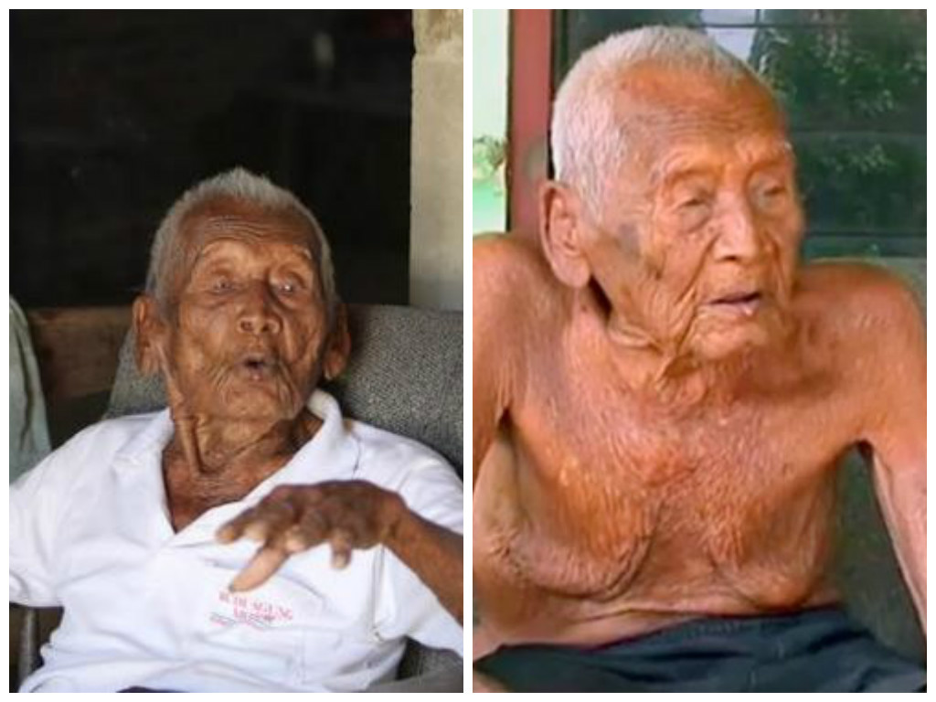 In Indonesia, found the oldest person