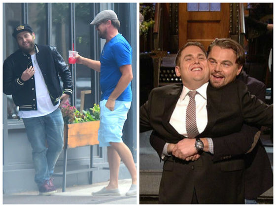 Leonardo DiCaprio Hilariously Pranked Jonah Hill And It Turned Out Priceless
