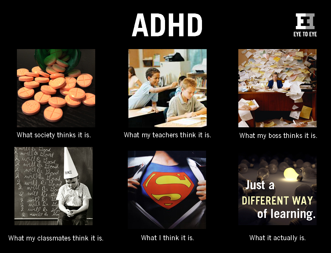 12 Memes That Perfectly Capture ADHD | Playbuzz