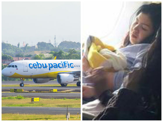 A Baby Girl Was Born On An Airplane At 36,000 Feet In The Air And Got The Best Birthday Present EVER!