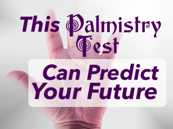 This Palmistry Test Can Predict Your Future