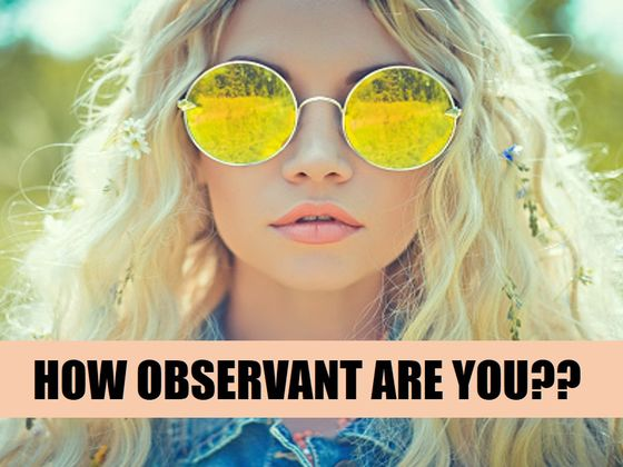How Observant Are You Based On This Tricky Vision Quiz?