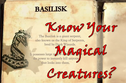 Have You Got What It Takes to Be A Magizoologist?