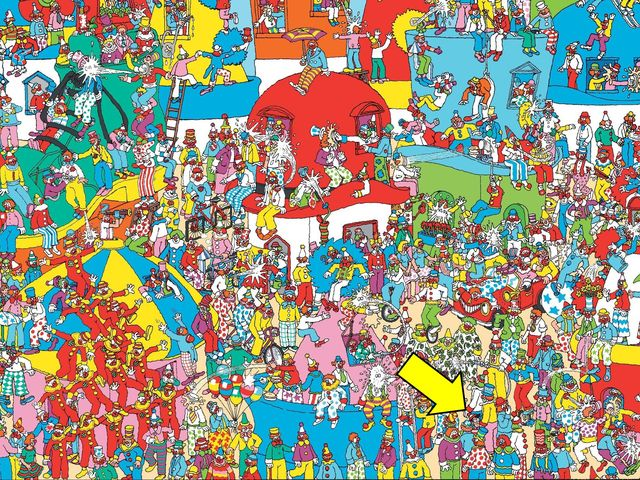 image regarding Where's Waldo Printable referred to as Can Yourself Locate Waldo Within All These types of Images? Playbuzz
