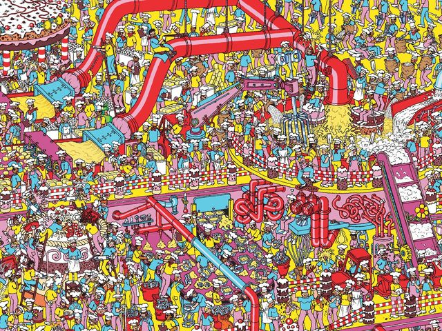 photograph regarding Where's Waldo Printable named Can On your own Identify Waldo In just All Those people Visuals? Playbuzz