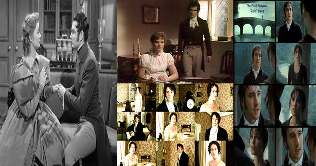 the display of natural selection and sexual selection in pride and prejudice