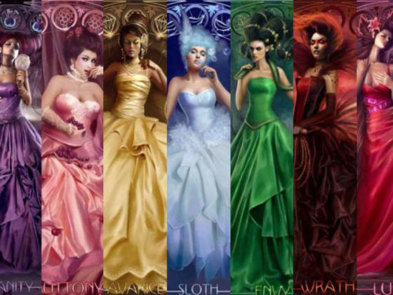 the seven deadly social sins