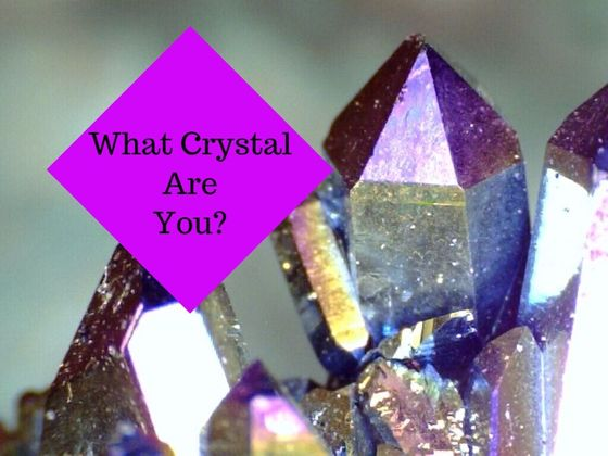 What Energetic Crystal Are You Radiating?