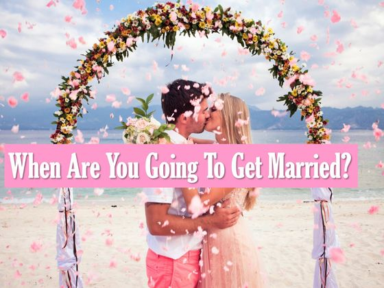 How to know who you re going to marry