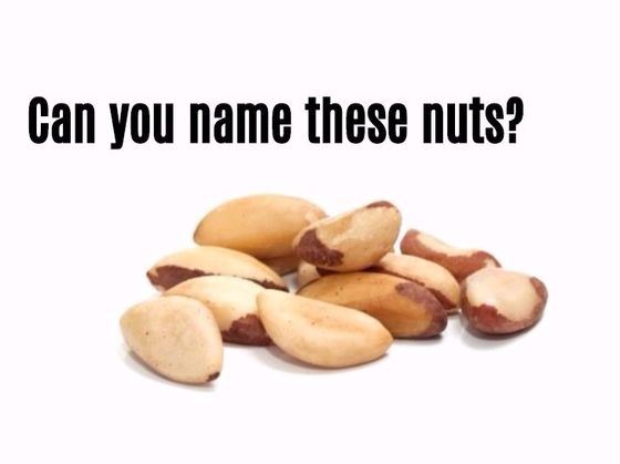 Only 2 In 50 Woman Can Name These Popular Nuts. Can You?