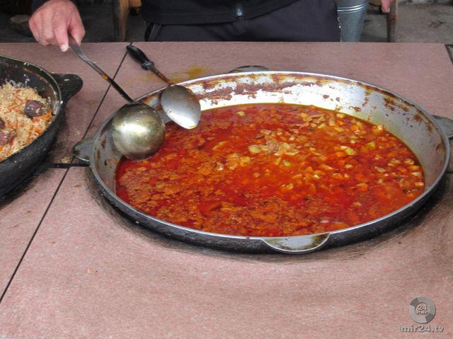 татарская шурпа рецепт фото