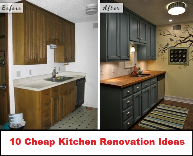 10 Cheap Renovation Ideas For Your Kitchen | Playbuzz