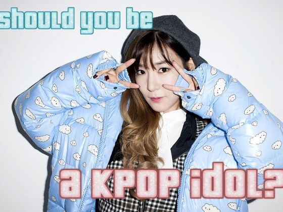 Should You Be A Kpop Idol?