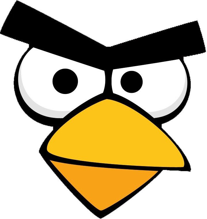 Angry bird powerpoint templates.